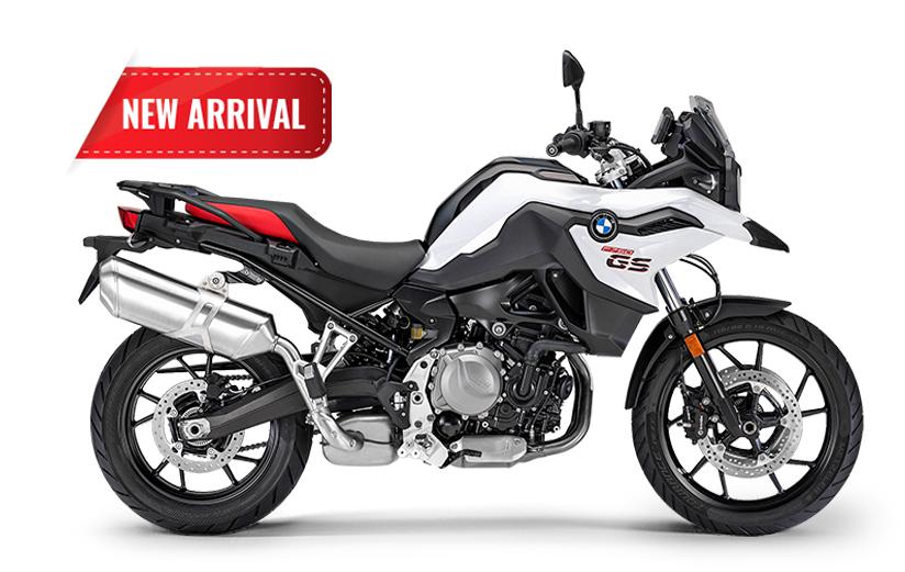 New BMW F750gs 2020