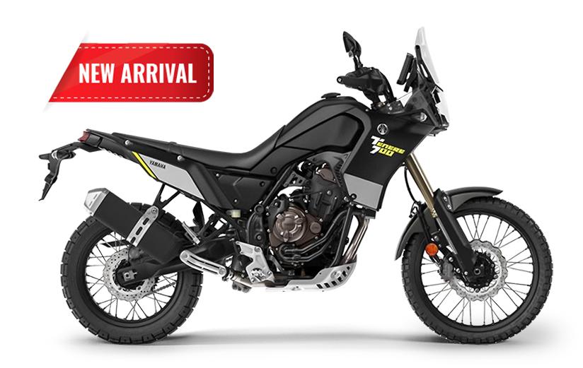 New Yamaha tenere 700 - 2020