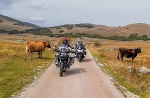 Croatia motorcycle tour
