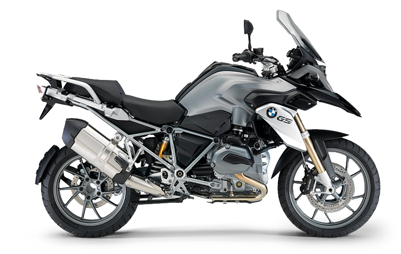 Motorbike rental BMW R1200GS